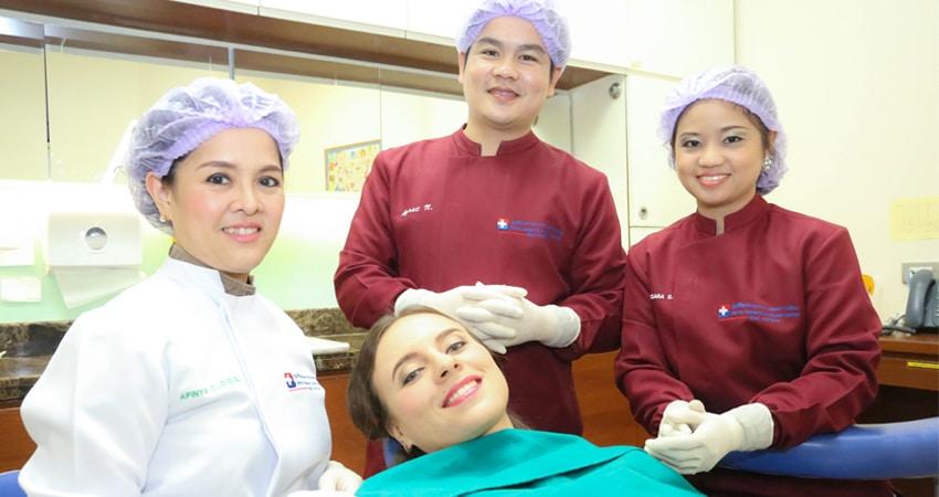 dental treatment in thailand
