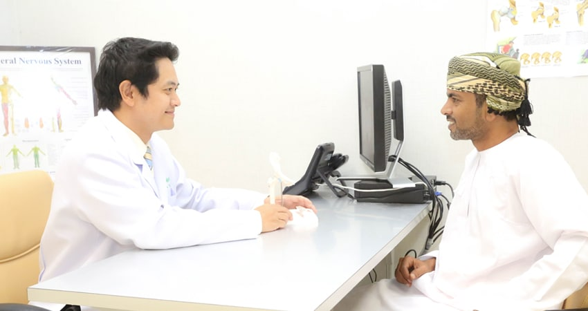 orthopedic treatment in thailand