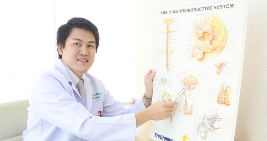 urology treatment in thailand