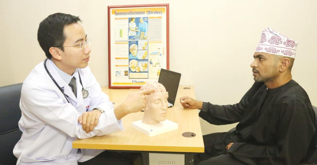 neurology treatment in thailand